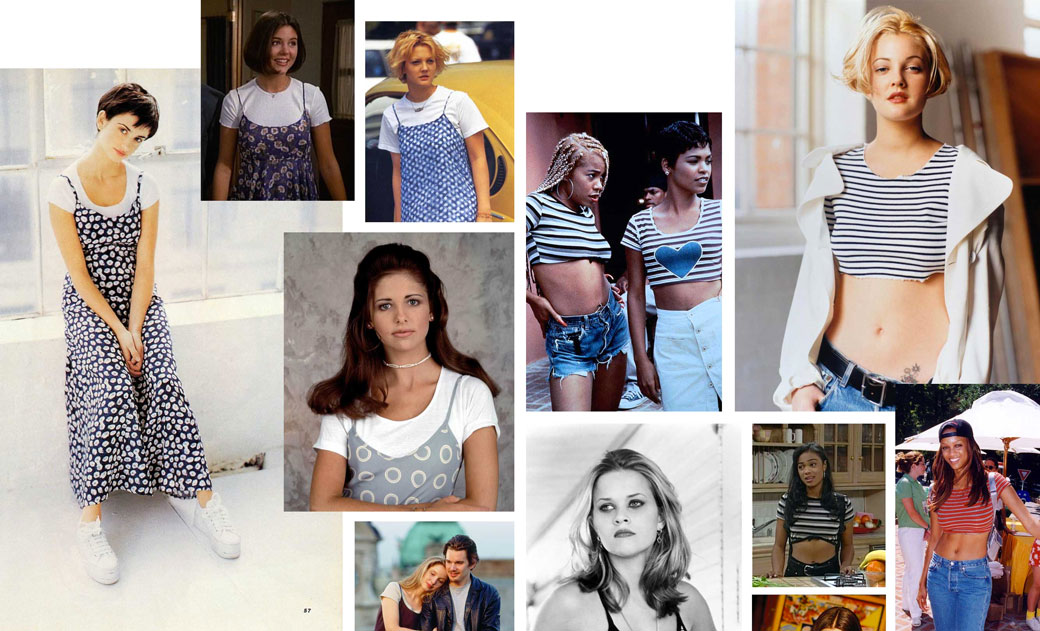 90s Fashion Dresses