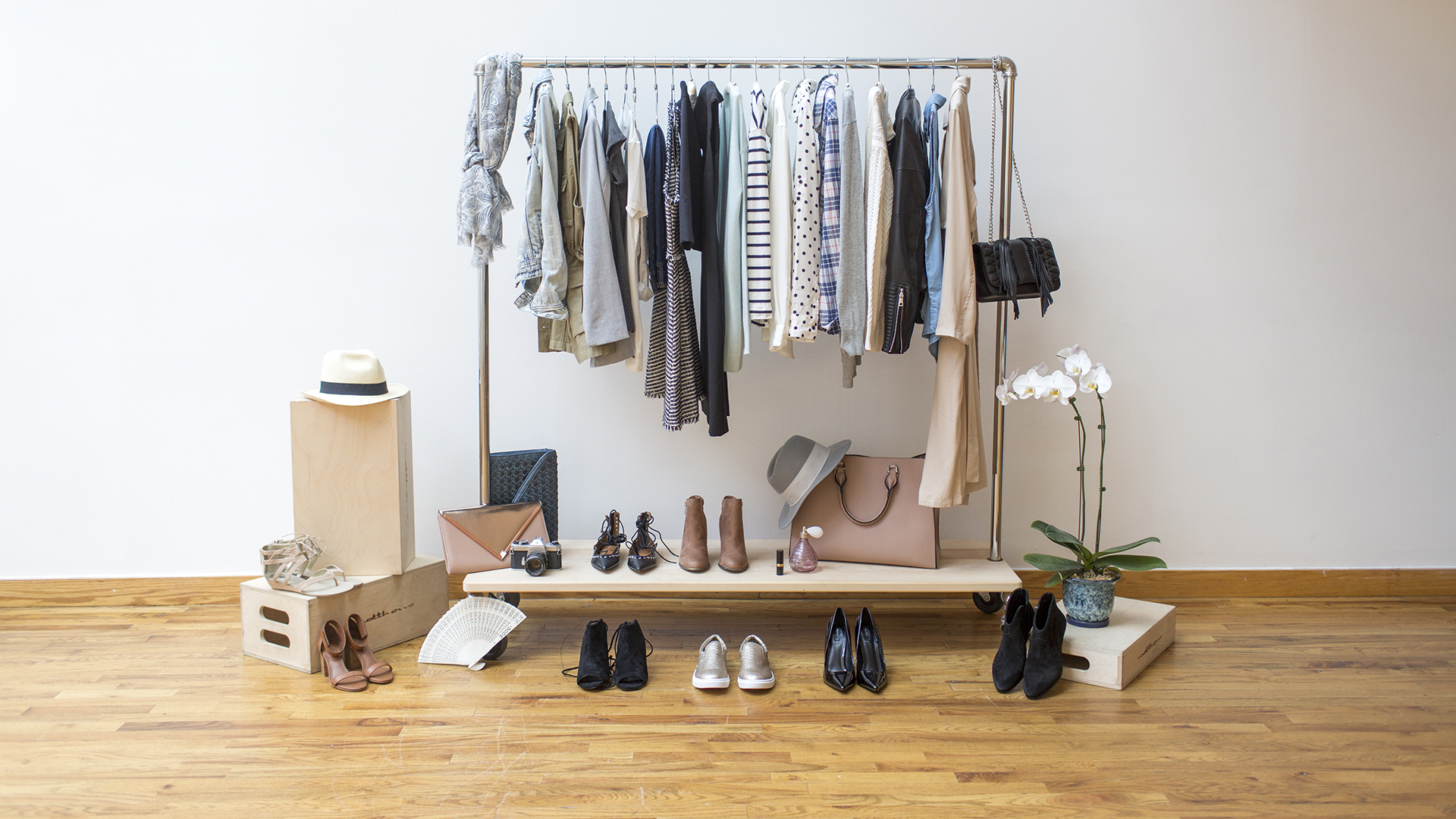 How to Make Capsule Wardrobe