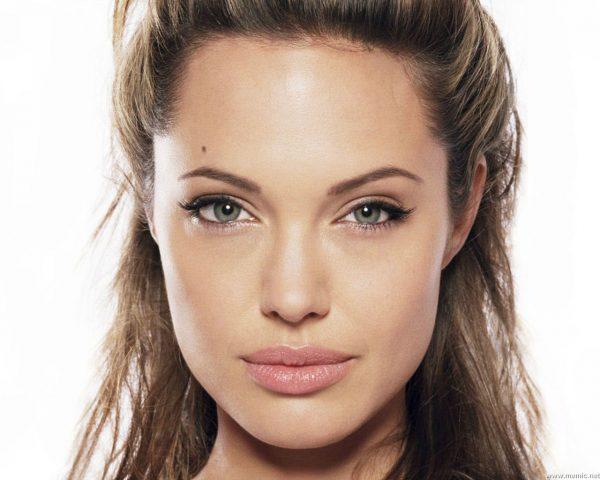 Angelina Jolie Magnetic Eyelashes