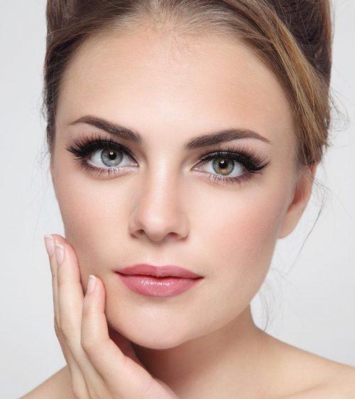 Eyebrow Shape for Oval Face