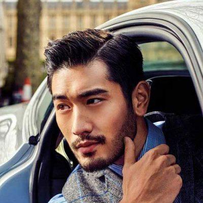 Goatee for Asian men