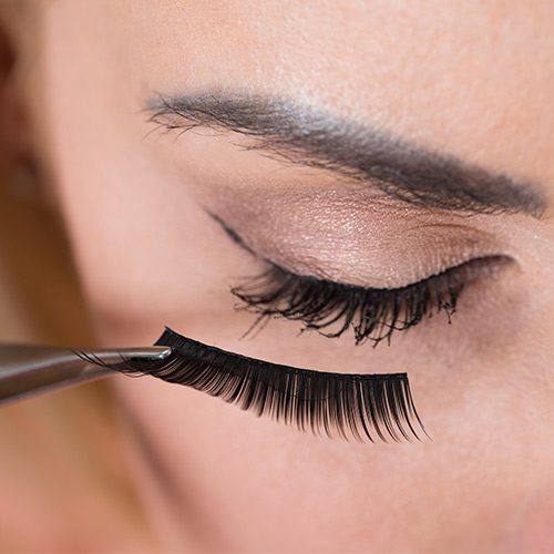 How to use them magnetic eyelashes