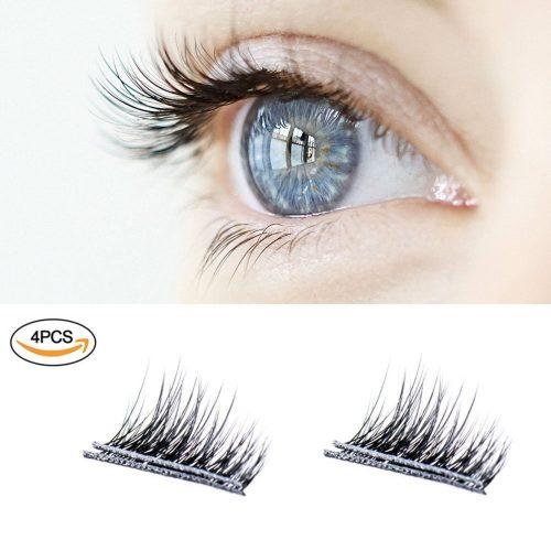 JoyKing Natural Magnetic False Eyelashes