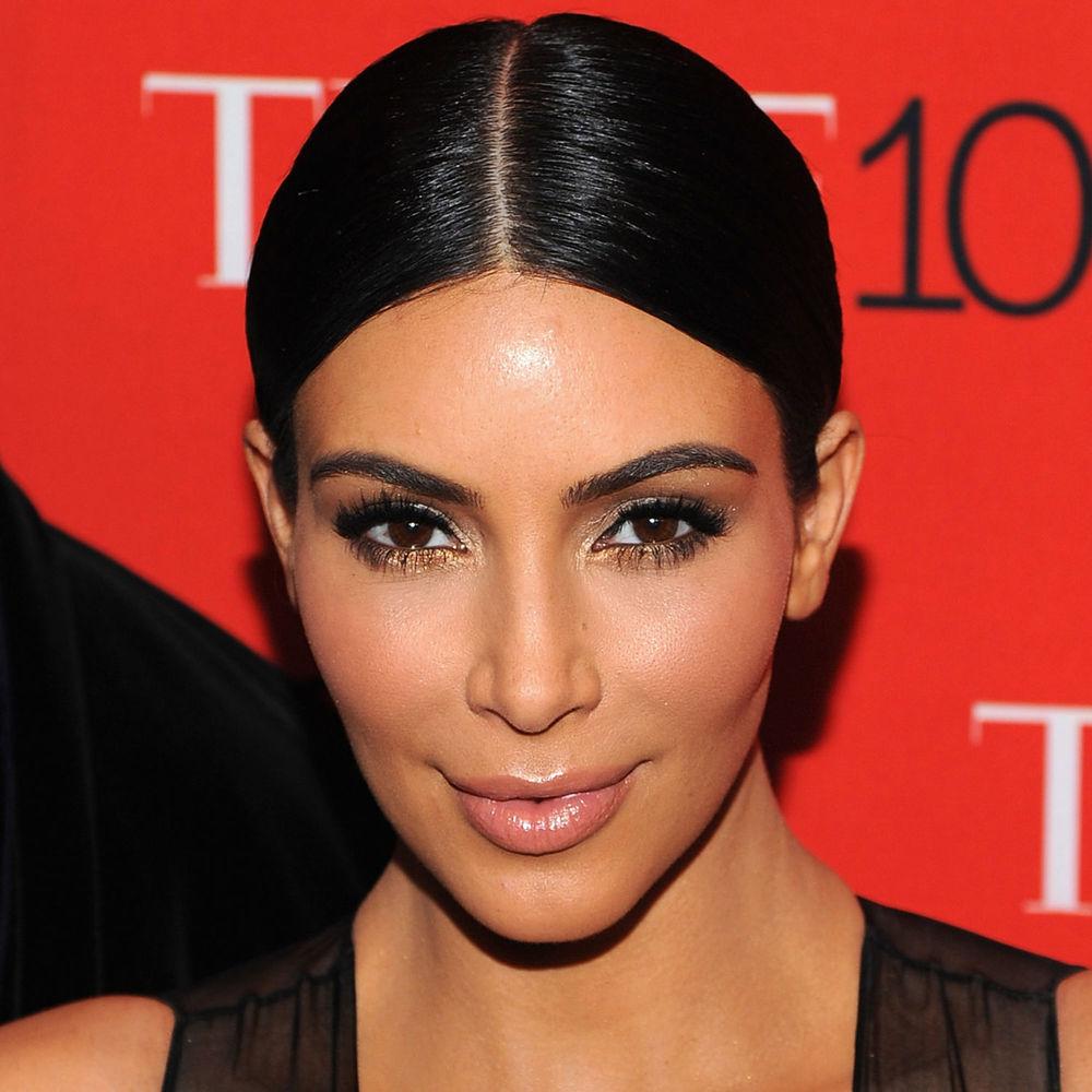 Kim Kardashian Eyebrows Shapes