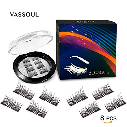 Magnetic Lashes for a more Natural Look