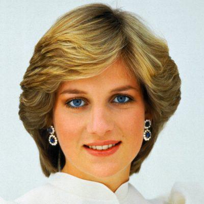 Princess Diana hairstyle