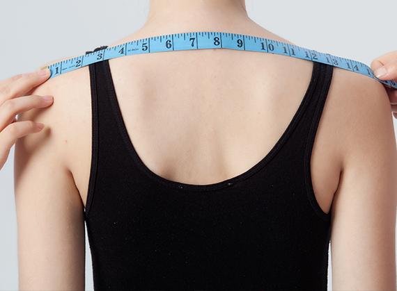 shoulder length