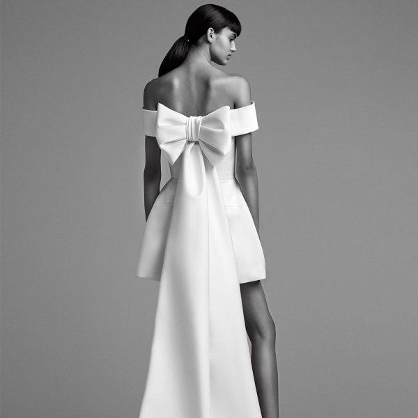 beautiful modern wedding gowns Luxury Viktor&Rolf Fall 2018 Wedding Dresses