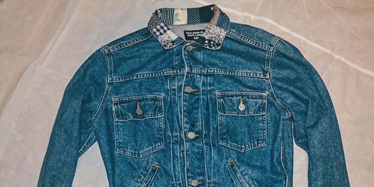 Ralph Lauren Austin Denim Trucker Jacket