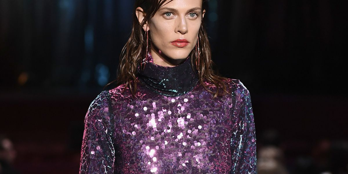 Sequins are Getting Opted More