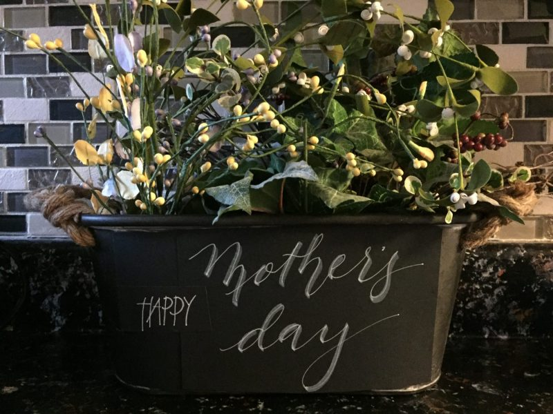 Mother's Day Personalized Planter