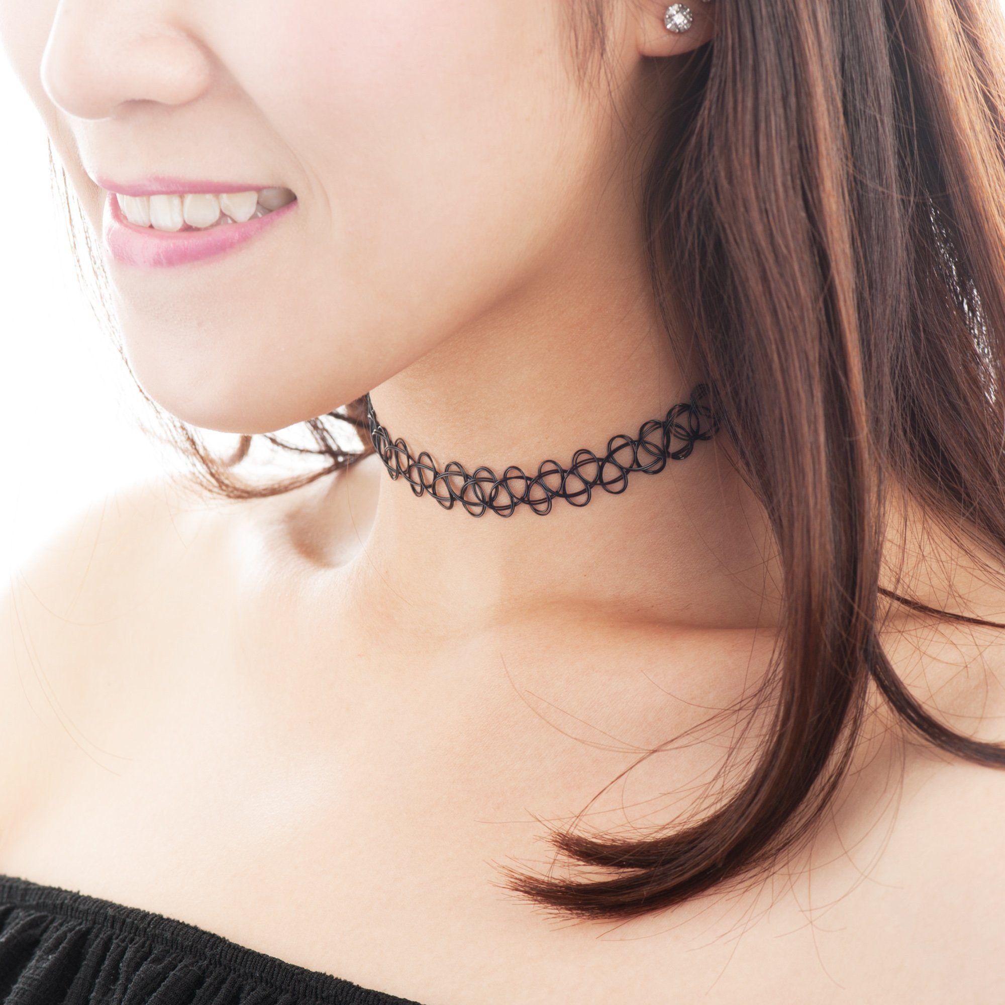 Tattoo Choker Necklaces