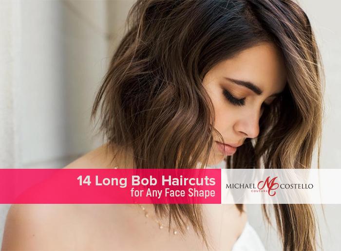 14 Long Bob Haircuts For Any Face Shape