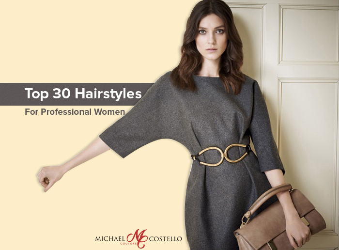 Top 30 Hairstyles for Professional Women