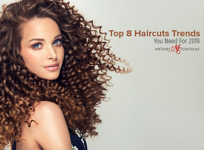 The Top Trending Haircuts That You Want To Try In 2019: 2019 Haircut Trends, 8 Haircut Trends For Every Hair Type